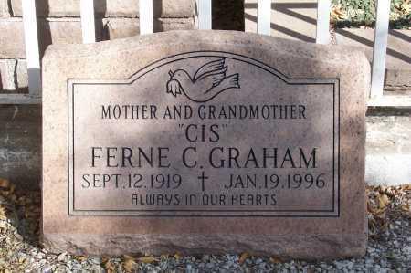 GRAHAM, FERNE C. - Santa Cruz County, Arizona | FERNE C. GRAHAM - Arizona Gravestone Photos