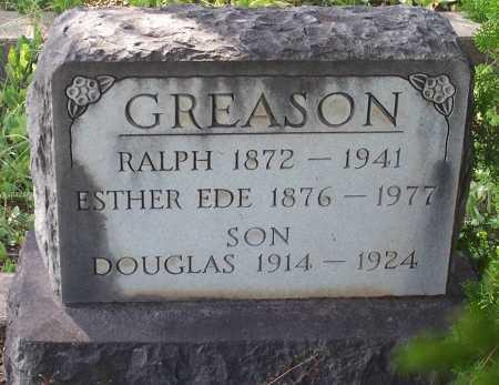 GREASON, RALPH - Santa Cruz County, Arizona   RALPH GREASON - Arizona Gravestone Photos