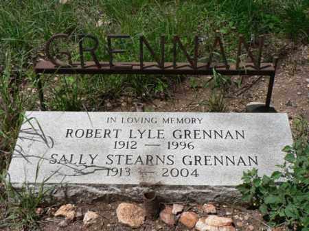 GRENNAN, SALLY - Santa Cruz County, Arizona   SALLY GRENNAN - Arizona Gravestone Photos