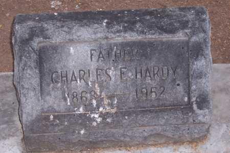 HARDY, CHARLES E. - Santa Cruz County, Arizona | CHARLES E. HARDY - Arizona Gravestone Photos