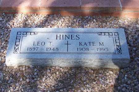 HINES, KATE M. - Santa Cruz County, Arizona | KATE M. HINES - Arizona Gravestone Photos