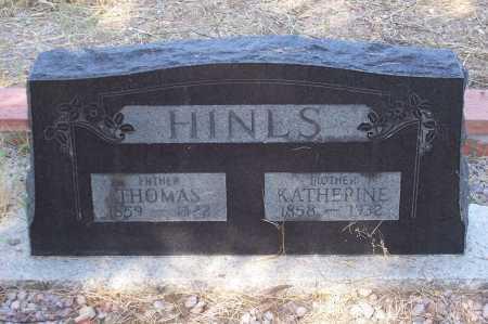 HINES, KATHERINE - Santa Cruz County, Arizona | KATHERINE HINES - Arizona Gravestone Photos
