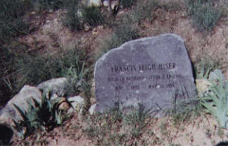 HISNER, FRANCES LEIGH - Santa Cruz County, Arizona | FRANCES LEIGH HISNER - Arizona Gravestone Photos