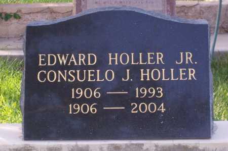 HOLLER, CONSUELO J. - Santa Cruz County, Arizona | CONSUELO J. HOLLER - Arizona Gravestone Photos