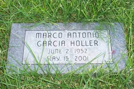 HOLLER, MARCO ANTONIO GARCIA - Santa Cruz County, Arizona   MARCO ANTONIO GARCIA HOLLER - Arizona Gravestone Photos