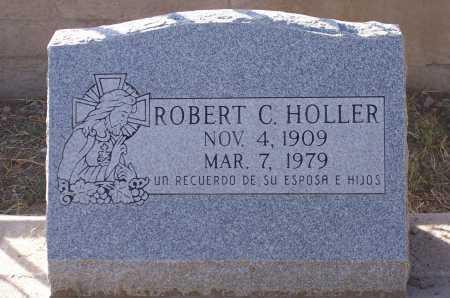 HOLLER, ROBERT C. - Santa Cruz County, Arizona   ROBERT C. HOLLER - Arizona Gravestone Photos