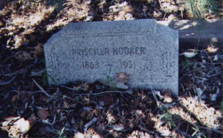 HOOKER, PRISCILLA - Santa Cruz County, Arizona | PRISCILLA HOOKER - Arizona Gravestone Photos