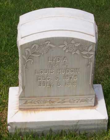 HUDGIN, LYDIA - Santa Cruz County, Arizona | LYDIA HUDGIN - Arizona Gravestone Photos