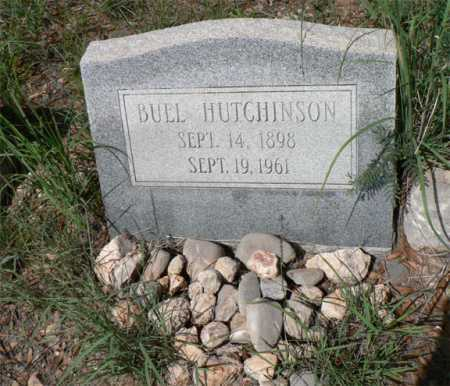 HUTCHINSON, BUEL - Santa Cruz County, Arizona | BUEL HUTCHINSON - Arizona Gravestone Photos