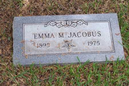 JACOBUS, EMMA M - Santa Cruz County, Arizona | EMMA M JACOBUS - Arizona Gravestone Photos