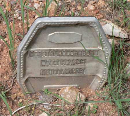 RUSSELL JOHNSON, ESTHER - Santa Cruz County, Arizona | ESTHER RUSSELL JOHNSON - Arizona Gravestone Photos