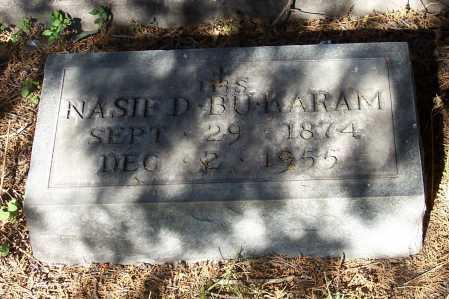 KARAM, NASIE D. - Santa Cruz County, Arizona   NASIE D. KARAM - Arizona Gravestone Photos