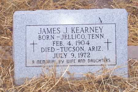 KEARNEY, JAMES J. - Santa Cruz County, Arizona | JAMES J. KEARNEY - Arizona Gravestone Photos