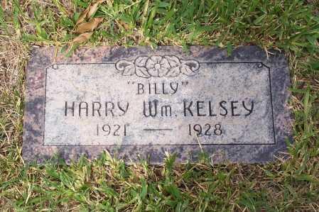 KELSEY, HARRY WM. - Santa Cruz County, Arizona | HARRY WM. KELSEY - Arizona Gravestone Photos