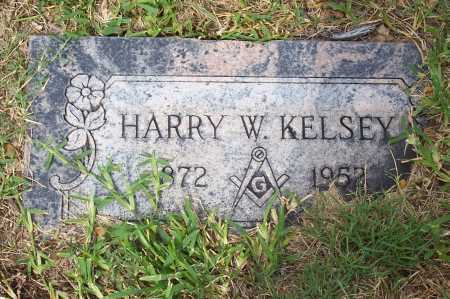 KELSEY, HARRY W. - Santa Cruz County, Arizona | HARRY W. KELSEY - Arizona Gravestone Photos