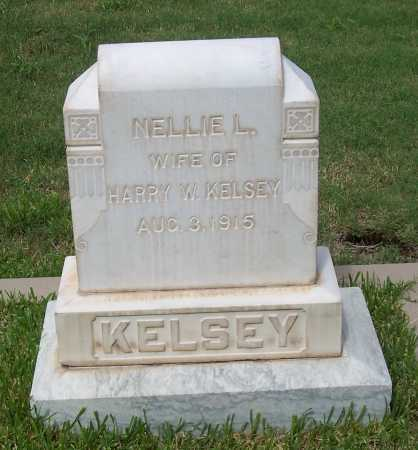 KELSEY, NELLIE L. - Santa Cruz County, Arizona | NELLIE L. KELSEY - Arizona Gravestone Photos
