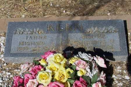 KERN, CATHERINE H. - Santa Cruz County, Arizona | CATHERINE H. KERN - Arizona Gravestone Photos