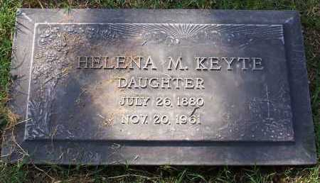 KEYTE, HELENA M. - Santa Cruz County, Arizona | HELENA M. KEYTE - Arizona Gravestone Photos