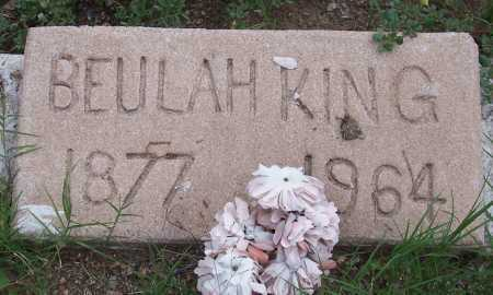 KING, BEULAH - Santa Cruz County, Arizona | BEULAH KING - Arizona Gravestone Photos