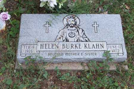 KLAHN, HELEN - Santa Cruz County, Arizona | HELEN KLAHN - Arizona Gravestone Photos