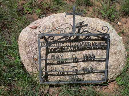 KNIPE, DOROTHY - Santa Cruz County, Arizona | DOROTHY KNIPE - Arizona Gravestone Photos