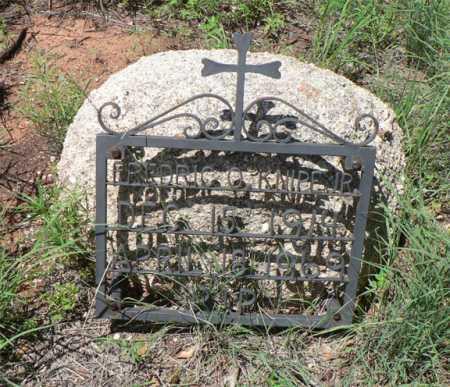 KNIPE, FREDRICK O. JR. - Santa Cruz County, Arizona   FREDRICK O. JR. KNIPE - Arizona Gravestone Photos