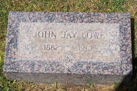LOWE, JOHN JAY - Santa Cruz County, Arizona | JOHN JAY LOWE - Arizona Gravestone Photos