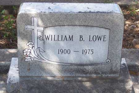 LOWE, WILLIAM B. - Santa Cruz County, Arizona | WILLIAM B. LOWE - Arizona Gravestone Photos
