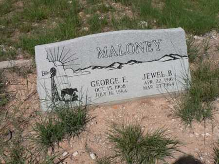 MALONEY, JEWEL - Santa Cruz County, Arizona | JEWEL MALONEY - Arizona Gravestone Photos