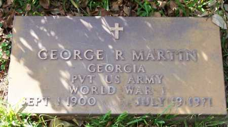 MARTIN, GEORGE R. - Santa Cruz County, Arizona   GEORGE R. MARTIN - Arizona Gravestone Photos
