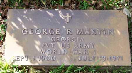 MARTIN, GEORGE R. - Santa Cruz County, Arizona | GEORGE R. MARTIN - Arizona Gravestone Photos