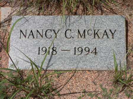 MCKAY, NANCY C. - Santa Cruz County, Arizona   NANCY C. MCKAY - Arizona Gravestone Photos