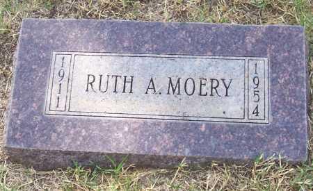 MOERY, RUTH A. - Santa Cruz County, Arizona   RUTH A. MOERY - Arizona Gravestone Photos