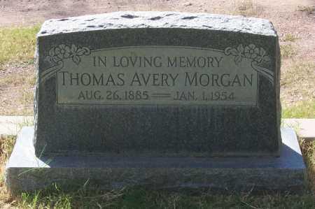 MORGAN, THOMAS AVERY - Santa Cruz County, Arizona | THOMAS AVERY MORGAN - Arizona Gravestone Photos