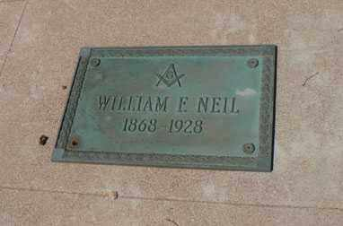 NEIL, WILLIAM E. - Santa Cruz County, Arizona | WILLIAM E. NEIL - Arizona Gravestone Photos