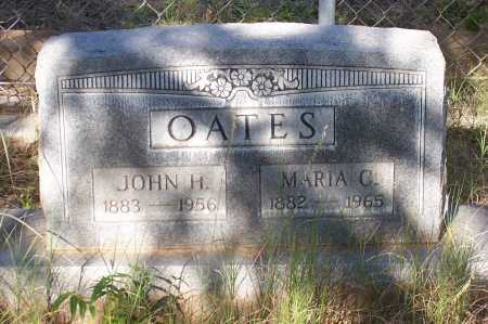 OATES, MARIA C. - Santa Cruz County, Arizona | MARIA C. OATES - Arizona Gravestone Photos