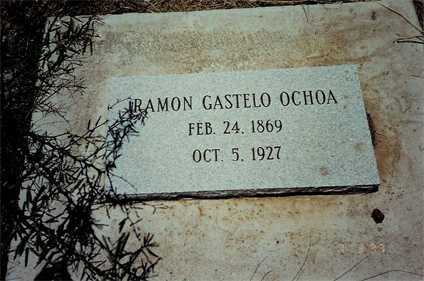 OCHOA, RAMON - Santa Cruz County, Arizona | RAMON OCHOA - Arizona Gravestone Photos