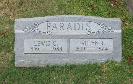 PARADIS, LEWIS G. - Santa Cruz County, Arizona | LEWIS G. PARADIS - Arizona Gravestone Photos