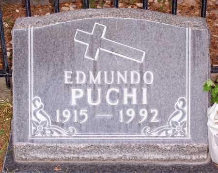 PUCHI, EDMUNDO - Santa Cruz County, Arizona | EDMUNDO PUCHI - Arizona Gravestone Photos
