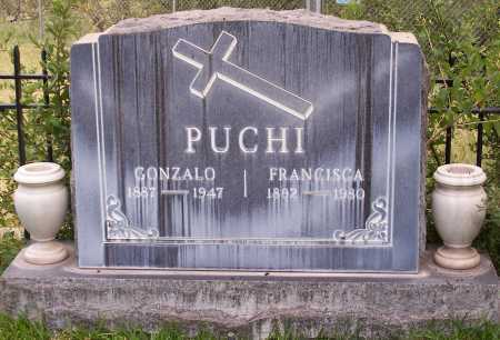 PUCHI, GONZALO - Santa Cruz County, Arizona | GONZALO PUCHI - Arizona Gravestone Photos