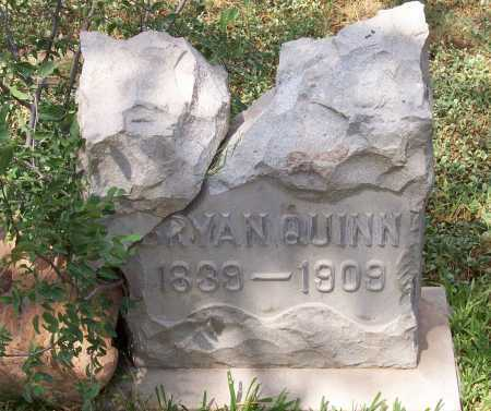 QUINN, BRYAN - Santa Cruz County, Arizona   BRYAN QUINN - Arizona Gravestone Photos