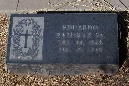 RAMIREZ, EDUARDO SR. - Santa Cruz County, Arizona | EDUARDO SR. RAMIREZ - Arizona Gravestone Photos