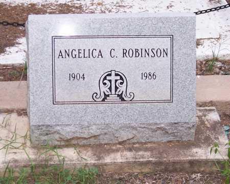ROBINSON, AGNELICA C. - Santa Cruz County, Arizona | AGNELICA C. ROBINSON - Arizona Gravestone Photos