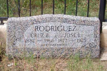 RODRIGUEZ, JOSE L. - Santa Cruz County, Arizona | JOSE L. RODRIGUEZ - Arizona Gravestone Photos