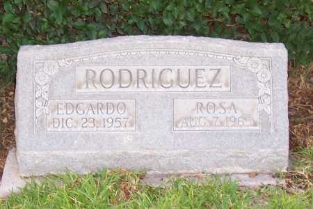 RODRIGUEZ, ROSA - Santa Cruz County, Arizona | ROSA RODRIGUEZ - Arizona Gravestone Photos