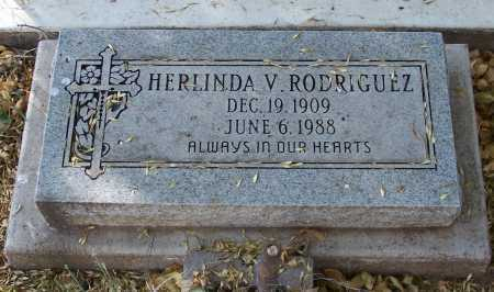 RODRIGUEZ, HERLINDA V. - Santa Cruz County, Arizona | HERLINDA V. RODRIGUEZ - Arizona Gravestone Photos