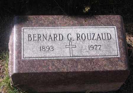 ROUZAUD, BERNARDO - Santa Cruz County, Arizona | BERNARDO ROUZAUD - Arizona Gravestone Photos