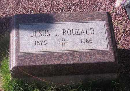 IBARRA ROUZAUD, JESUS - Santa Cruz County, Arizona | JESUS IBARRA ROUZAUD - Arizona Gravestone Photos