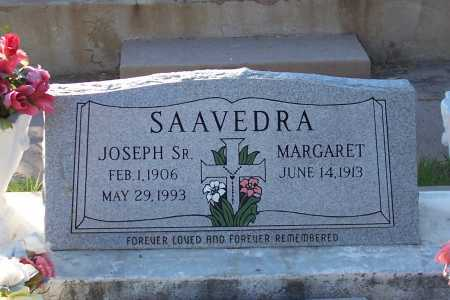 SAAVEDRA, JOSEPH SR. - Santa Cruz County, Arizona | JOSEPH SR. SAAVEDRA - Arizona Gravestone Photos