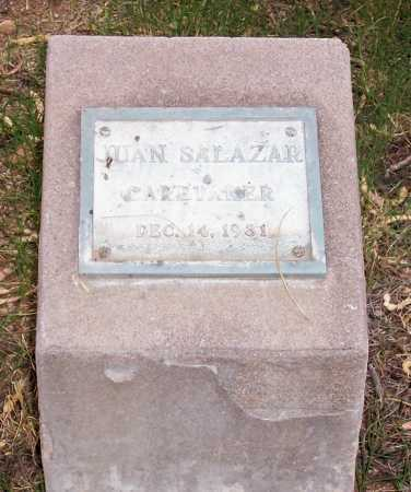 SALAZAR, JUAN - Santa Cruz County, Arizona | JUAN SALAZAR - Arizona Gravestone Photos